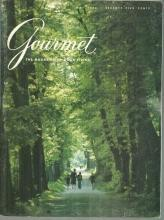 Gourmet Magazine May 1976 Bois de Boulogne on Cover/Spring Dinners