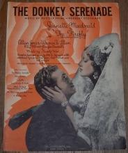 Donkey Serenade Jeanette MacDonald in the Firefly with Allan Jones 1937 Music
