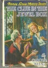 Clue in the Jewel Box by Carolyn Keene Nancy Drew #20 with Dust Jacket