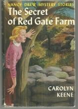Secret of Red Gate Farm by Carolyn Keene Nancy Drew #6 with Dust Jacket