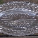 Vintage American Fostoria Clear Glass 12