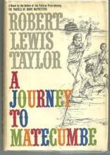 Journey to Matecumbe by Robert Lewis Taylor 1961 1st edition with Dust Jacket