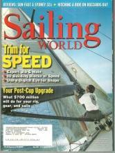 Sailing World Magazine May 2003 Time For Speed/Masters of the Moment/Racing