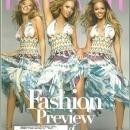 Harper's Bazaar Magazine June 2004 Beyonce Knowles On Cover/Cavalli's Kingdom