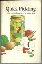 Quick Pickling with Heinz 1972 Recipe Booklet