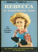 Rebecca of Sunnybrook Farm Shirley Temple edition with DJ
