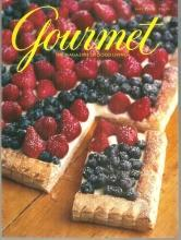 Gourmet Magazine July 2002 All American Dinner/Art of Cool/Plums/Washington DC