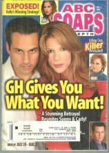 ABC Soaps in Depth Magazine August 2, 2005 GH Gives You What You Want On Cover