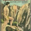 Tarzan and the Lost Safari by Edgar Rice Burroughs Illustrated by Tony Sgroi