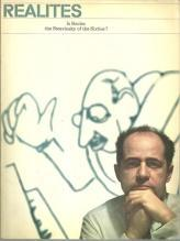 Realites Magazine August 1965 Is Boulez the Stravinsky of the Sixties Cover