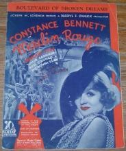 Boulevard of Broken Dreams From Moulin Rouge Staring Constance Bennett 1933