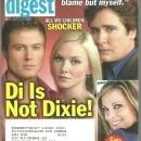 Soap Opera Digest August 23, 2005 All My Children, DI is Not Dixie on the Cover