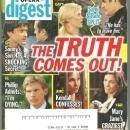 Soap Opera Digest August 11, 2009 The Truth Comes Out on the Cover