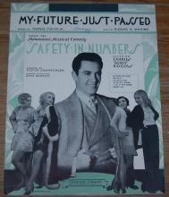 My Future Just Passed from Safety in Numbers starring Charles Buddy Rogers 1930