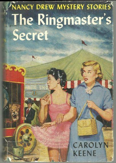 Ringmaster's Secret by Carolyn Keene Nancy Drew #31 with Dust Jacket