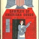 Sampler of American Songs Background and Lore by Maymie Krythe 1969 1st edition
