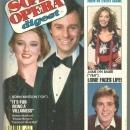 Soap Opera Digest March 2, 1982 Robin Mattson and Tristian Rogers From GH Cover