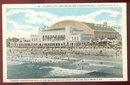 Atlantic City Auditorium and Convention Hall New Jersey Postcard