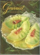 Gourmet Magazine September 1966 Gascony and Guyenne/Melon/Buffet Dinners