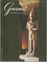 Gourmet Magazine September 1980 Egypt/Three New Hampshire Inns/Bay Leaf/Picnics