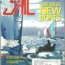 Sail Magazine September 2005 The New Boats/ Cruising Panama/Santa Cruz Island