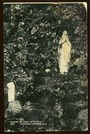 Shrine Glen Mitchell Saratoga Springs, New York 1908 Postcard