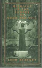 Midnight in the Garden of Good and Evil A Savannah Story 1st edition with DJ