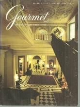 Gourmet Magazine October 1975 Claridge's/Geneva/France/Brazil/Souffles/Cocktails