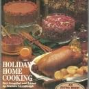Cooking and Crafts Club November 1986 Catalog Featuring Holiday Cooking