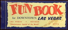 Fun Book for Downtown Las Vegas Casino Center