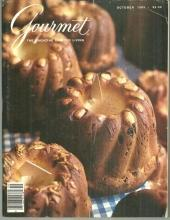 Gourmet Magazine October 1983 Rio de Janerio/Budapest/San Francisco/Pumpkin