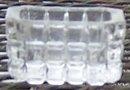 Block Individual Open Salt Clear