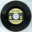 Jimmy Carroll and Orch Golden Slippers 45RPM Record