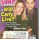 ABC Soaps in Depth November 11, 2003 General Hospital Will Carly Live On Cover