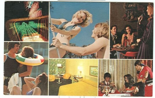 Generic Holiday Inn Postcard