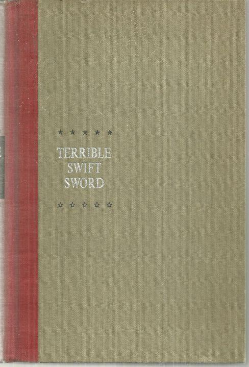 Terrible Swift Sword by Bruce Catton 1963 Centennial History of the Civil War