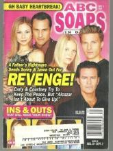 ABC Soaps in Depth September 2, 2003 General Hospital Revenge On Cover