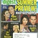 Soap Opera Digest Magazine June 28, 2005 Summer Preview on the Cover