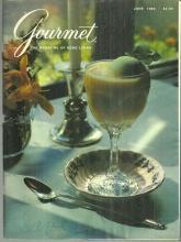 Gourmet Magazine June 1982 Thameside Pubs, The Burgenstock, Inns of Vermont