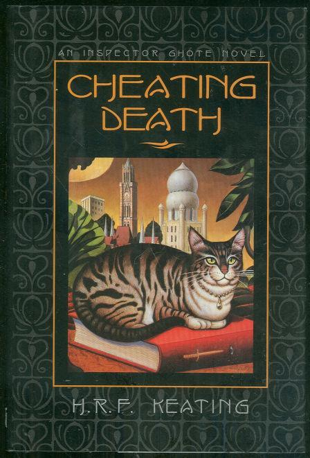 Cheating Death by H. R. F. Keating Inspector Ghote 1994 1st edition with DJ
