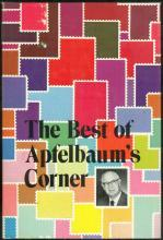 Best of Apfelbaum's Corner by Earl Apfelbaum 1983 1st edition with Dust Jacket