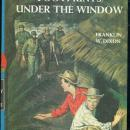 Footprints Under the Window by Franklin Dixon Hardy Boys #12 Matte Blue Cover