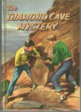 Diamond Cave Mystery by Troy Nesbit Illustrated by Frank Kramer 1956 Whitman