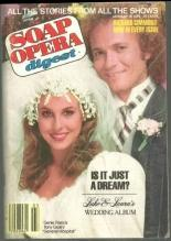Soap Opera Digest Magazine January 19, 1982 Luke and Laura's Wedding Album Cover