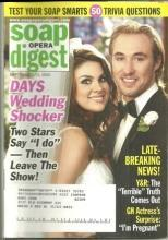 Soap Opera Digest Magazine September 13, 2005 Days Wedding Shocker on the Cover
