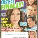 Soap Opera Digest Magazine September 1, 2009 Young and Restless Mary Jane Cover