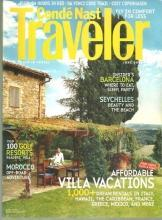 Conde Nast Traveler Magazine June 2006 The Seychelles, Villa Vacations, Morocco