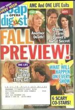 Soap Opera Digest Magazine September 2, 2008 Fall Preview on the Cover