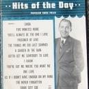 Bing Crosby's Hits of the Day Popular Song Folio 1947 Song Book