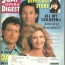Soap Opera Digest Magazine June 22, 1993 A New Days on the Cover